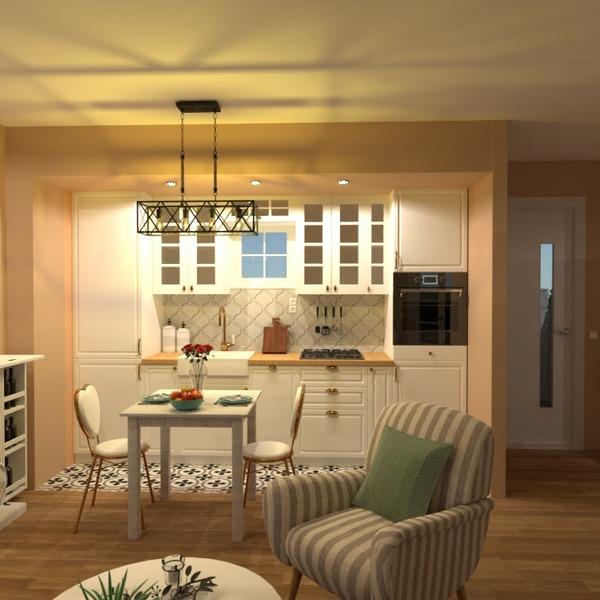zdjęcia mieszkanie zrób to sam pokój dzienny kuchnia pomysły