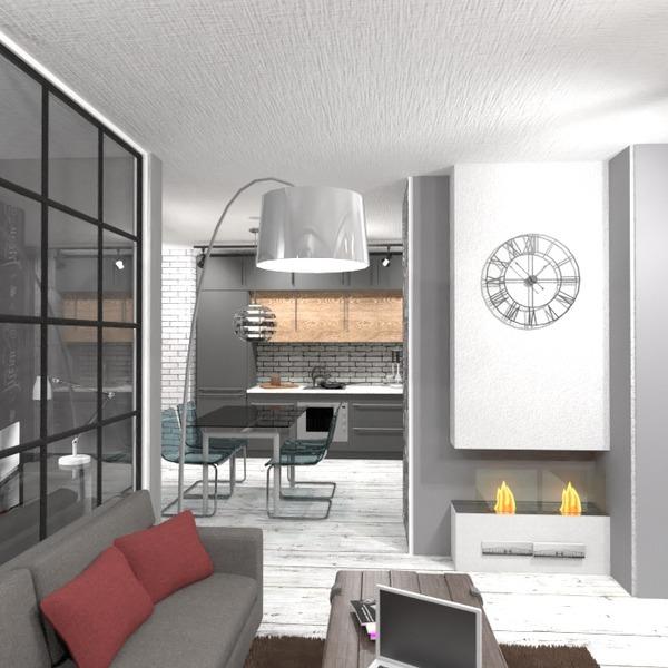 fotos wohnung küche esszimmer studio ideen