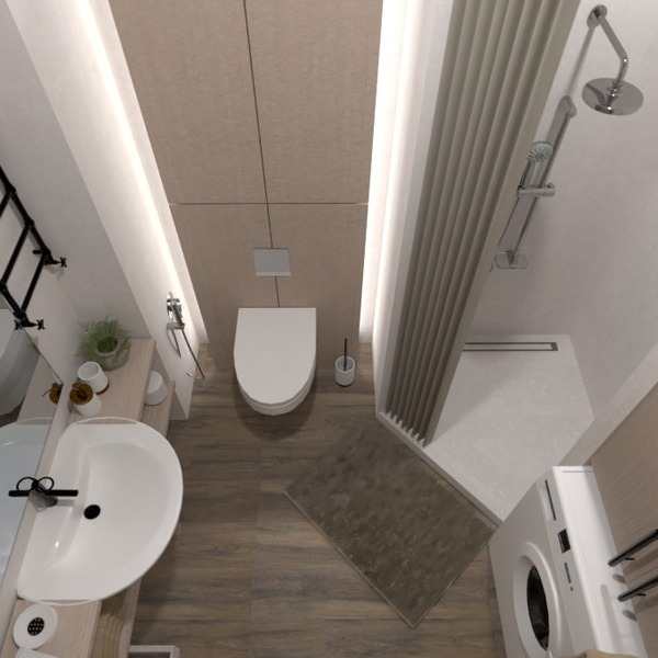 fotos apartamento casa mobílias banheiro estúdio ideias