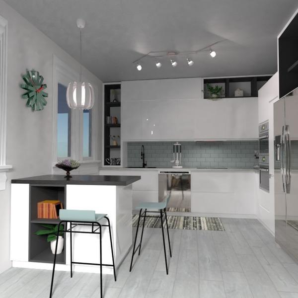 nuotraukos butas baldai virtuvė idėjos