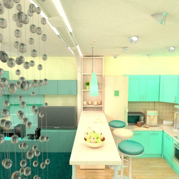 photos appartement salon cuisine studio idées