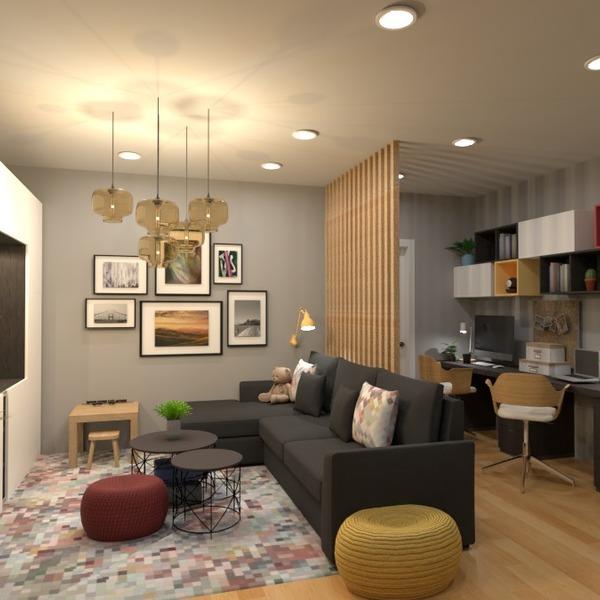 nuotraukos butas namas dekoras svetainė biuras idėjos