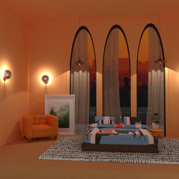 photos appartement maison décoration chambre à coucher studio idées
