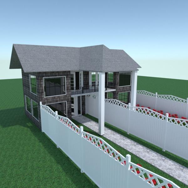 fotos apartamento terraza paisaje arquitectura ideas