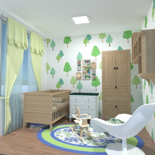fotos apartamento casa mobílias decoração quarto quarto infantil utensílios domésticos ideias