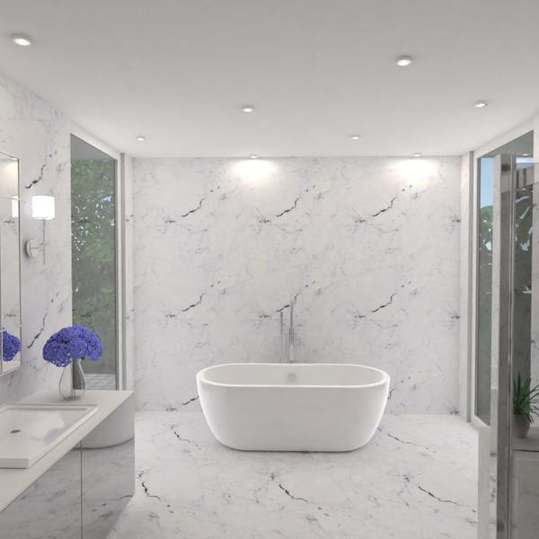photos maison décoration diy salle de bains eclairage idées