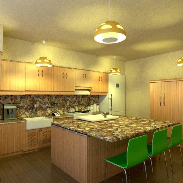 foto appartamento casa cucina famiglia idee