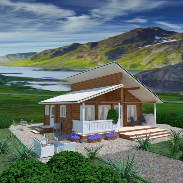 fotos casa varanda inferior decoração faça você mesmo quarto área externa paisagismo arquitetura ideias