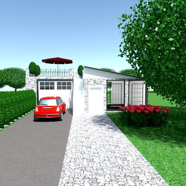 zdjęcia mieszkanie dom garaż krajobraz architektura przechowywanie pomysły