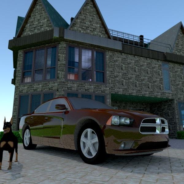 foto casa veranda garage architettura idee