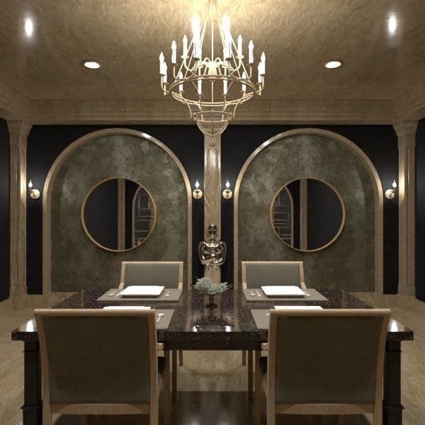 照片 独栋别墅 装饰 diy 照明 餐厅 创意