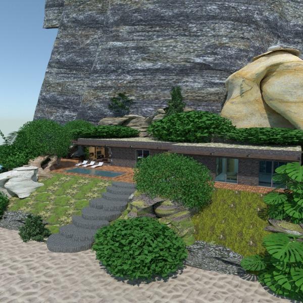 photos maison extérieur paysage architecture idées