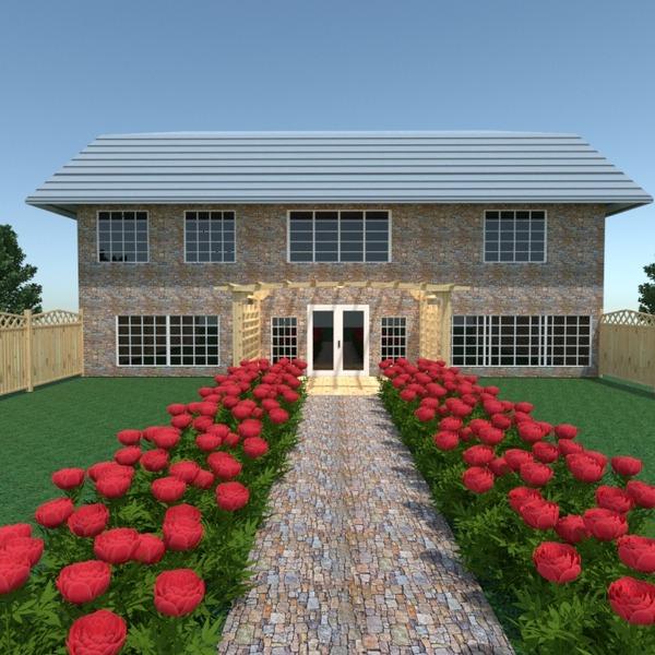 fotos casa terraza iluminación paisaje arquitectura descansillo ideas