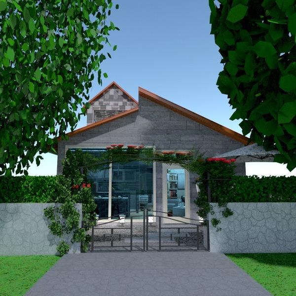 foto appartamento casa veranda arredamento idee