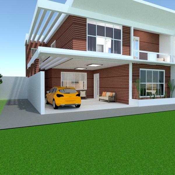 fotos apartamento bricolaje garaje exterior iluminación paisaje descansillo ideas