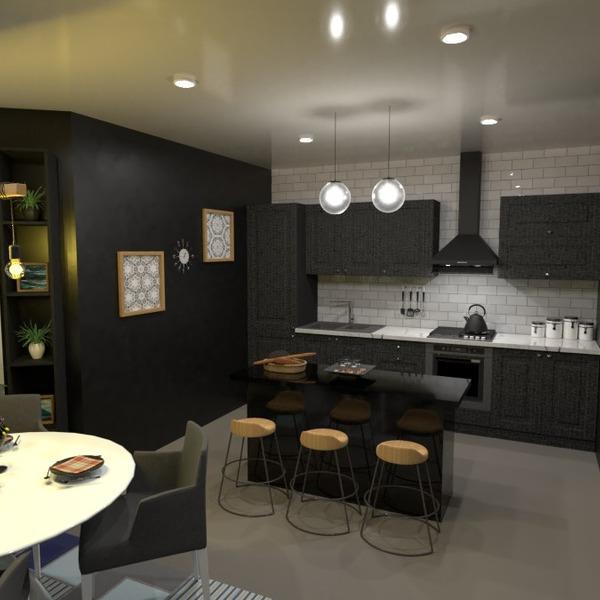 fotos haus küche beleuchtung ideen
