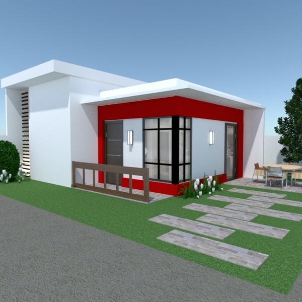 fotos casa mobílias faça você mesmo garagem área externa iluminação paisagismo arquitetura patamar ideias