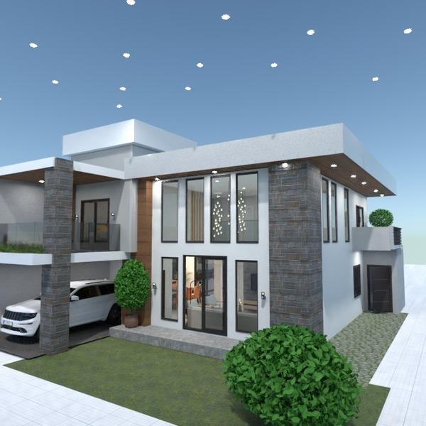 nuotraukos namas eksterjeras apšvietimas renovacija аrchitektūra idėjos