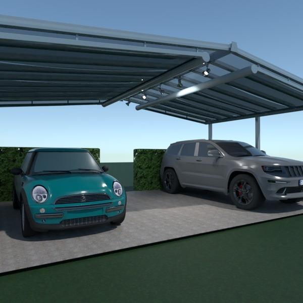 foto veranda garage idee