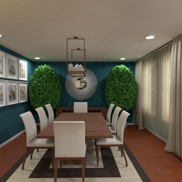photos décoration eclairage maison salle à manger idées