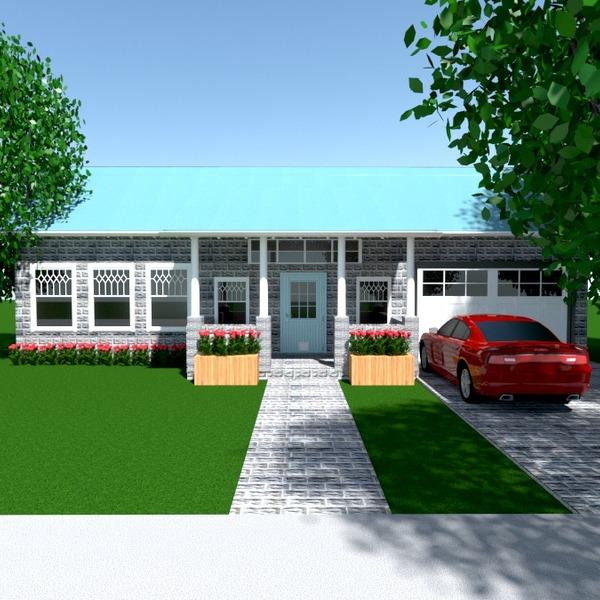 foto casa garage oggetti esterni paesaggio architettura vano scale idee