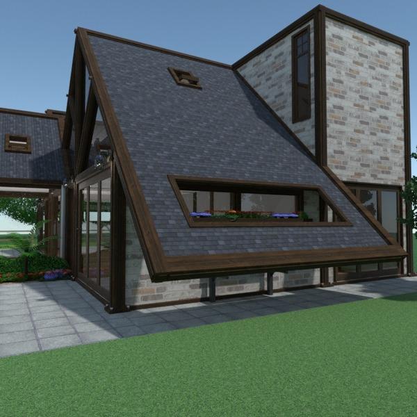 photos maison diy extérieur eclairage rénovation paysage maison architecture entrée idées