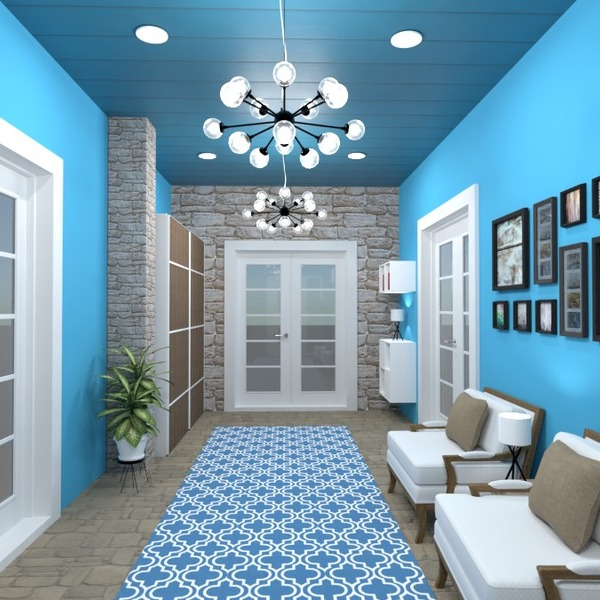 nuotraukos butas namas baldai dekoras prieškambaris idėjos
