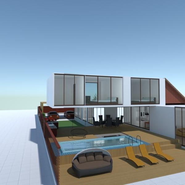 foto casa veranda angolo fai-da-te garage oggetti esterni idee