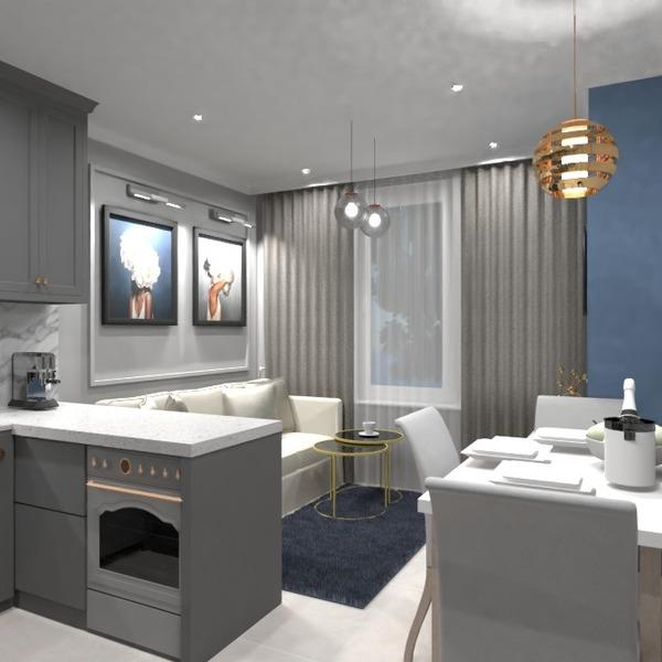 photos appartement décoration salon cuisine idées