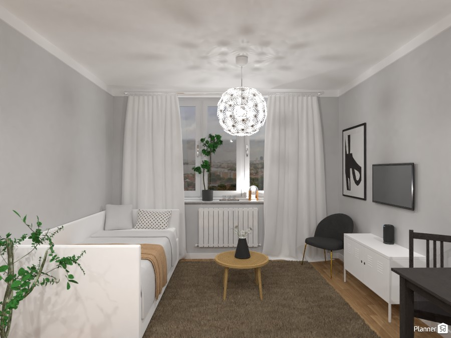 Mini all-in-one apartment 4288923 by Lucija Marko image