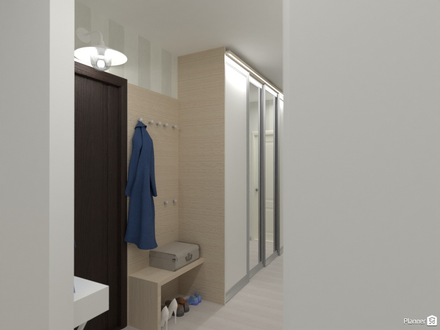 Hall design 74193 by Татьяна Максимова image