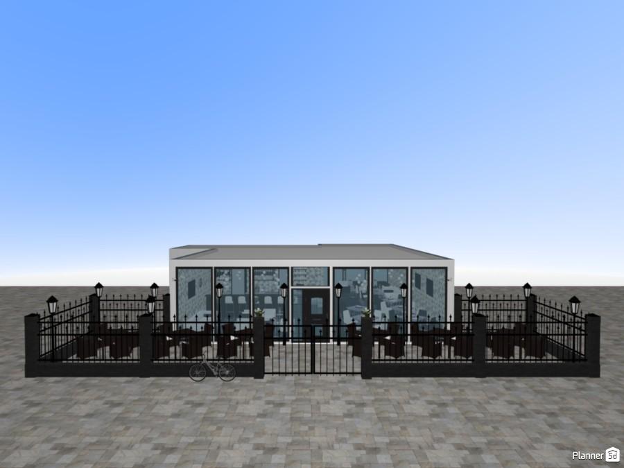 Small cafe bar 83040 by Nika image