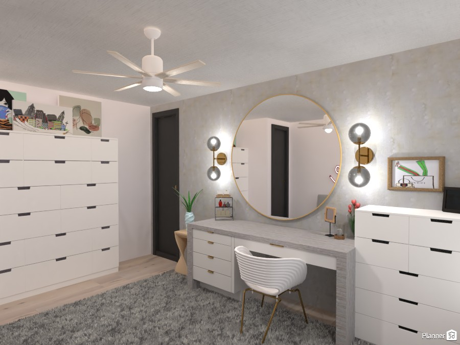 Scandinavian Beach House - Private Makeup Studio 4580516 by Isabel image