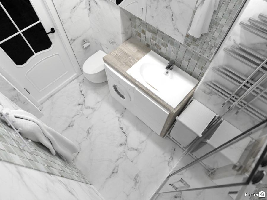 Ванная в квартире 2424118 by Ольга Строева image