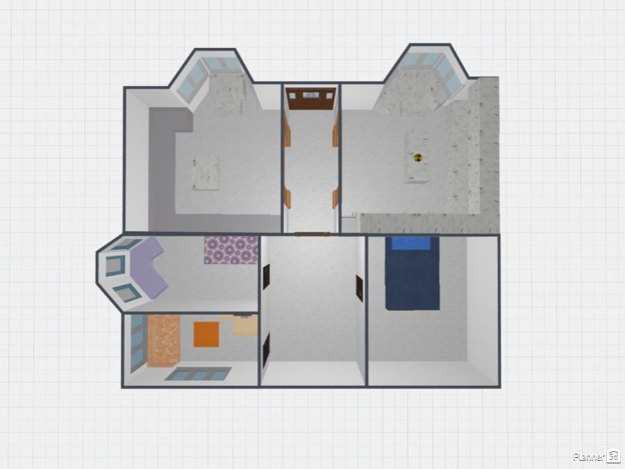 Draft 1 of magic box house 85176 by Keki image