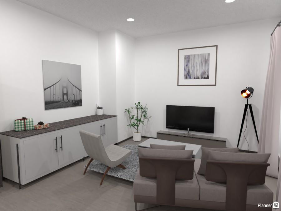 Minimalist living room 83981 by Izzyanna image