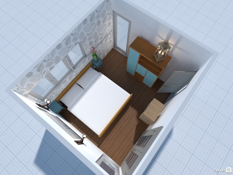 2200 W. Friendly Ave. Master Bedroom 2977612 by User 8259406 image