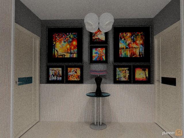 Modern apartament 52108 by Fernanda Couto image