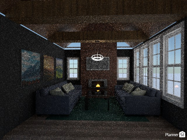 Modern Rustic Kitchen&Living Room 83431 by That Car Guru whos an Architect image