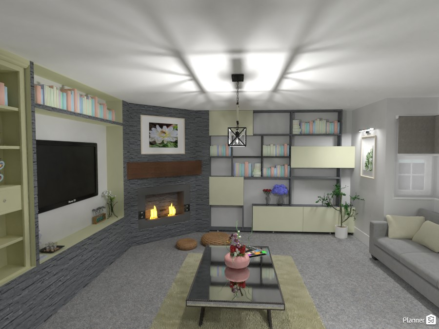 Living room 4703654 by Mia image