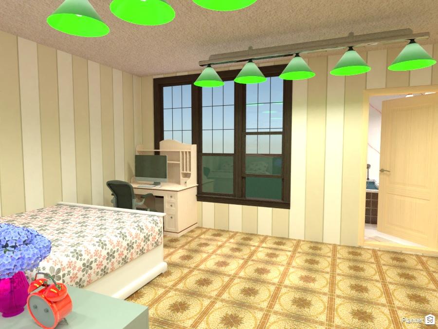 спальня 2155227 by Виталий Соснов image
