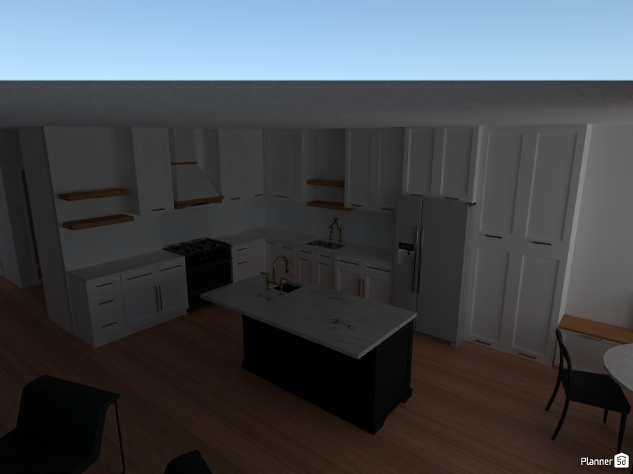 Kitchen 5049566 by Brent Jasek image