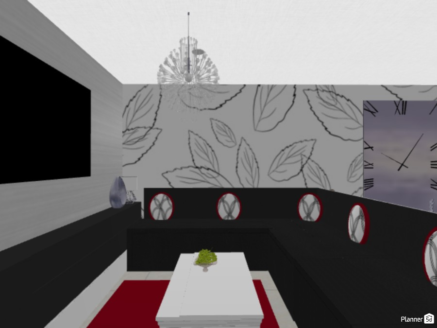 Mothers Day Dining room 86609 by The Genius Of Design image