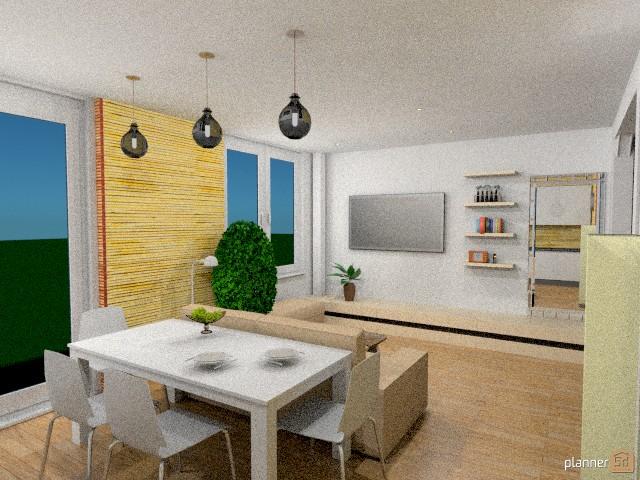 кухня гостинная 59067 by Lena Chumakova image
