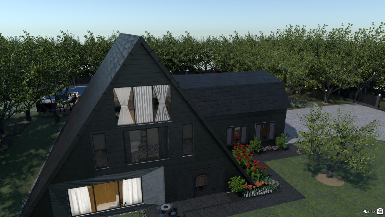 A-frame Front 3987436 by Ama image