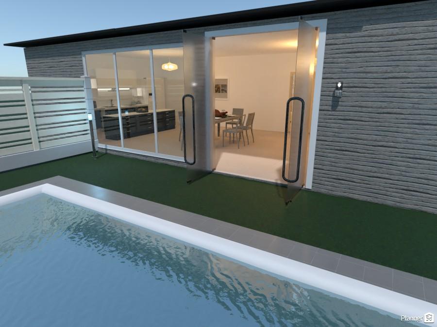 casa con piscina 4633671 by mariaa_suga image