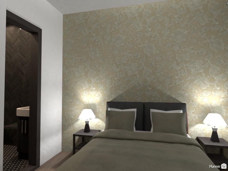 Bedroom 3487247 by Sam image