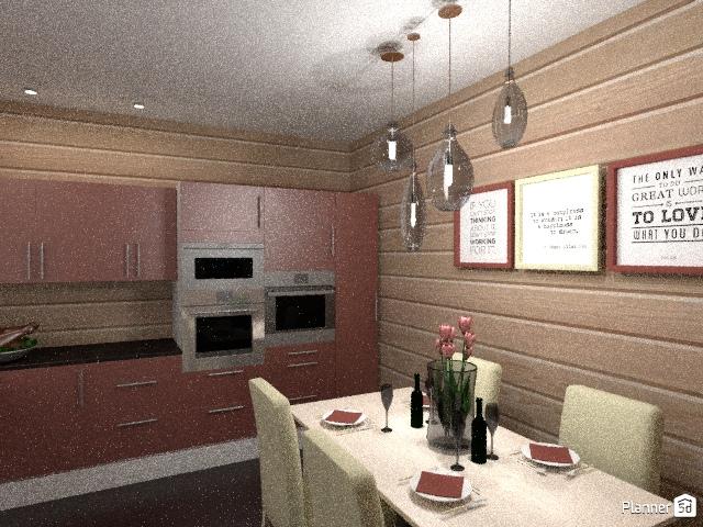 Кухня 66856 by Алсу Сабирова image