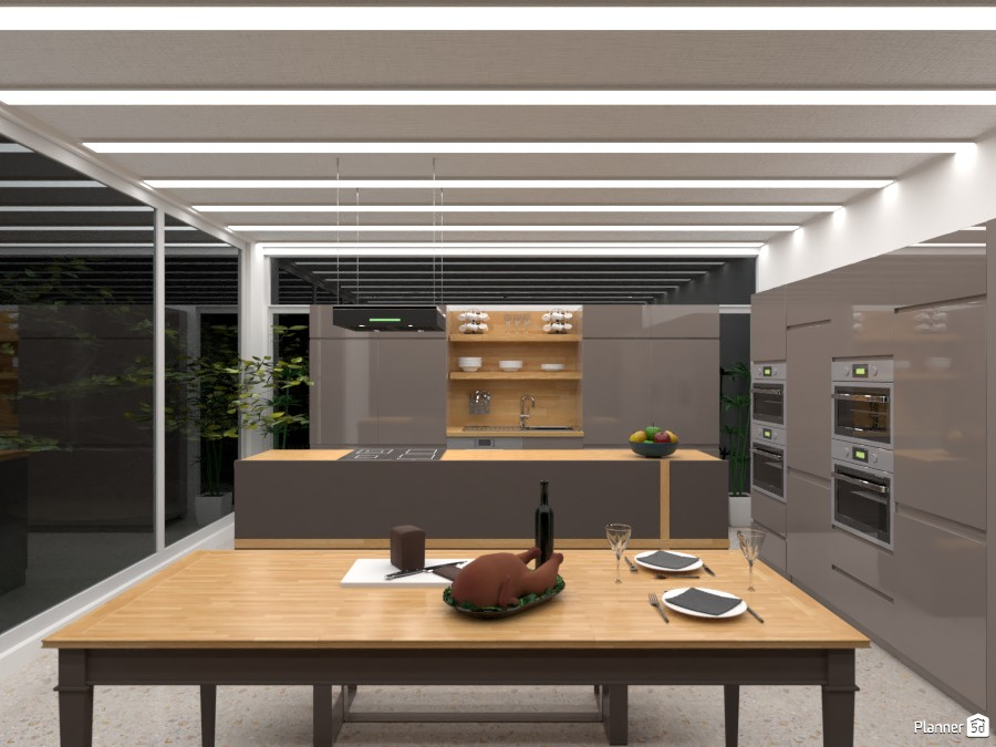 modern kitchen 87408 by Yasemin Seray Ençetin image