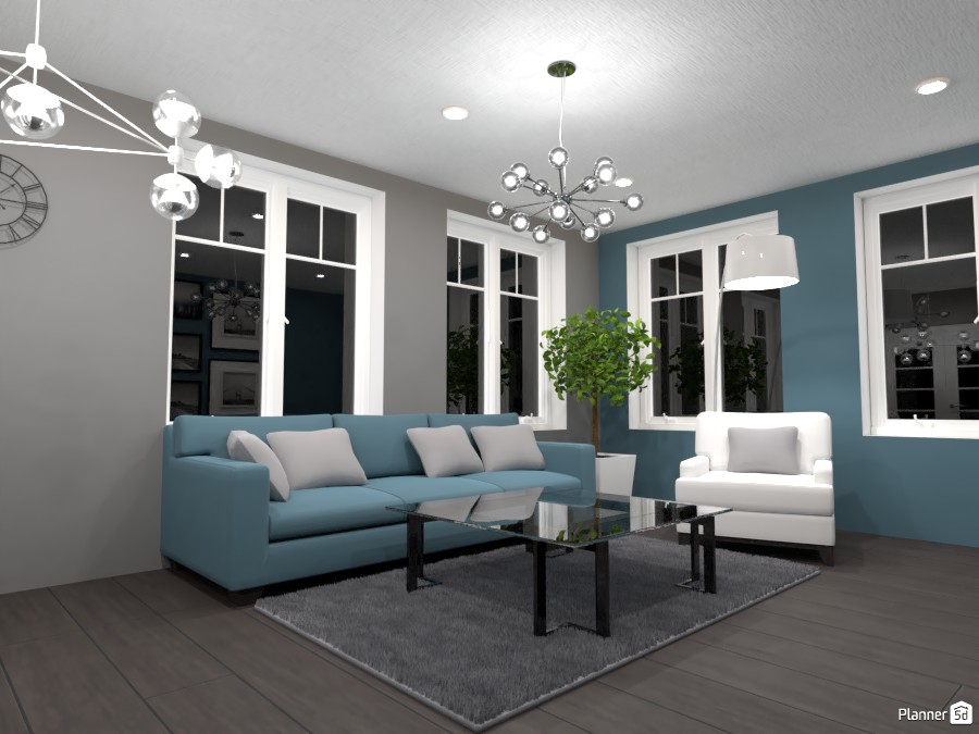 Living room 4567749 by Huzaifah Al-Quraishi image